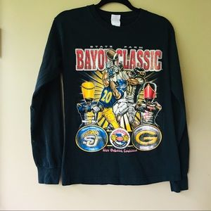Bayou Classic 2007 football shirt